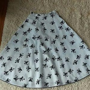 Vintage Maggie London Skirt